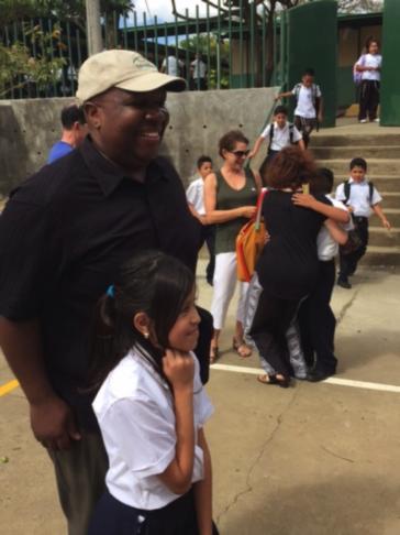 Charles in Guatemala