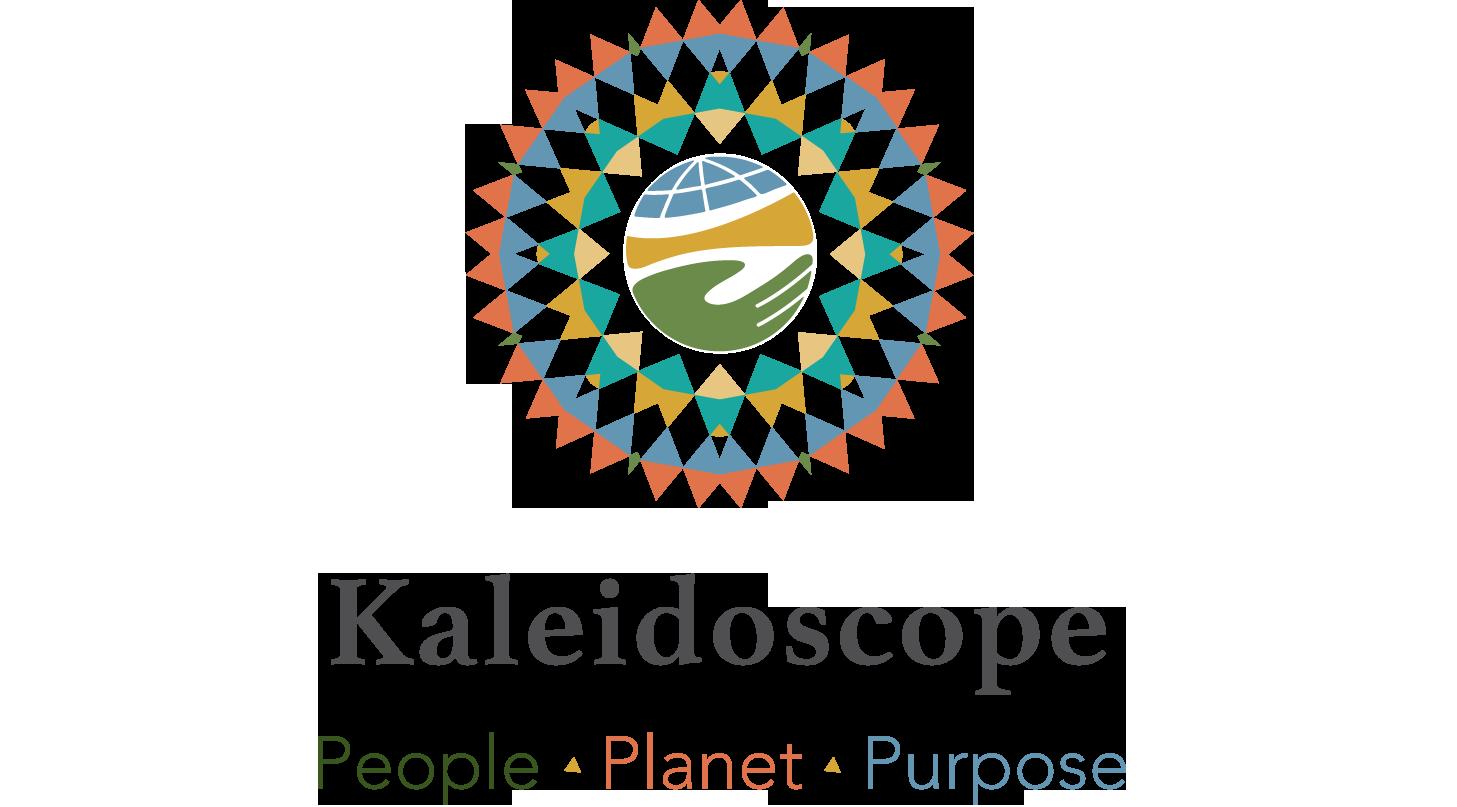 Kaleidoscope_logo-on-green
