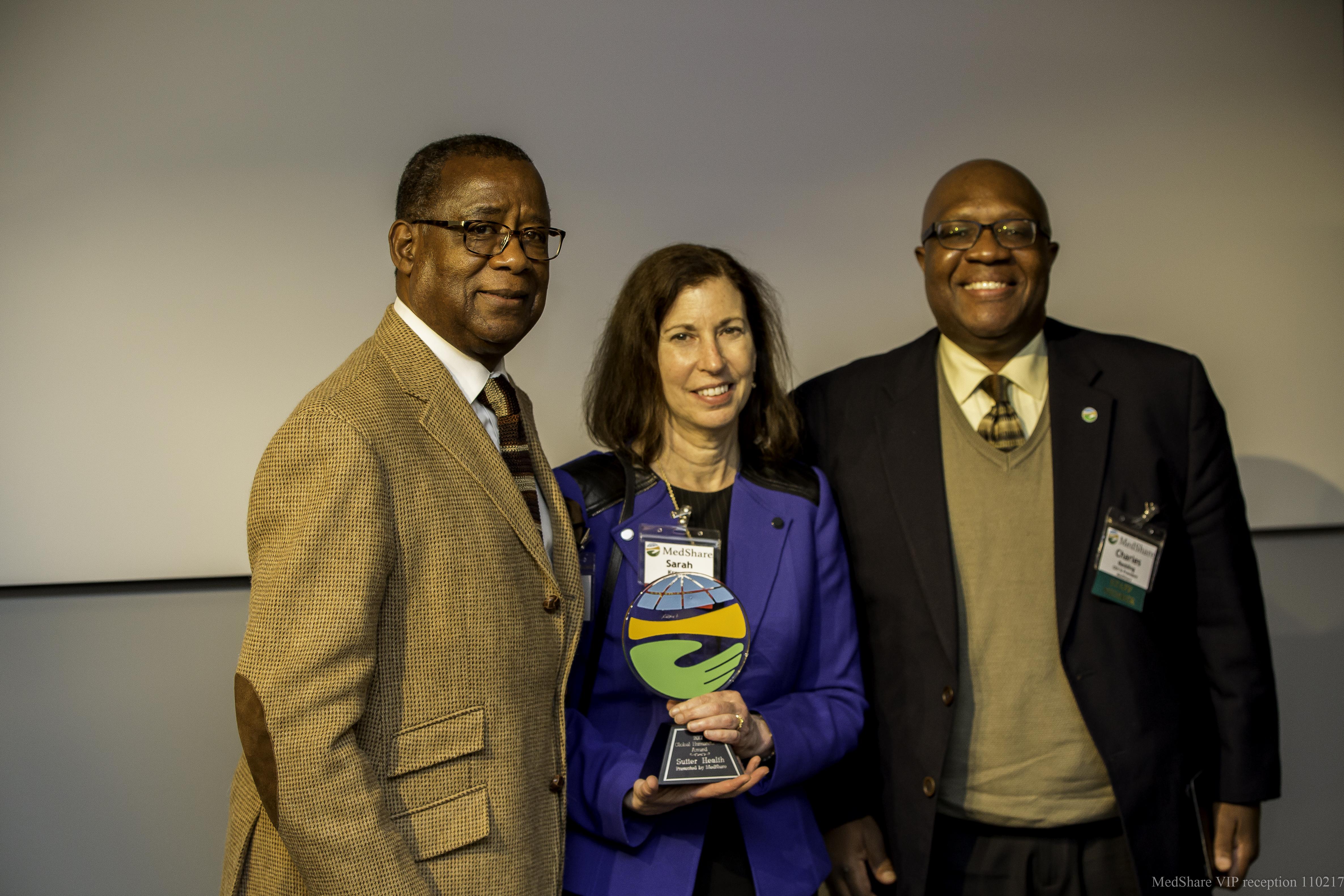 Sarah-Krevans-Award